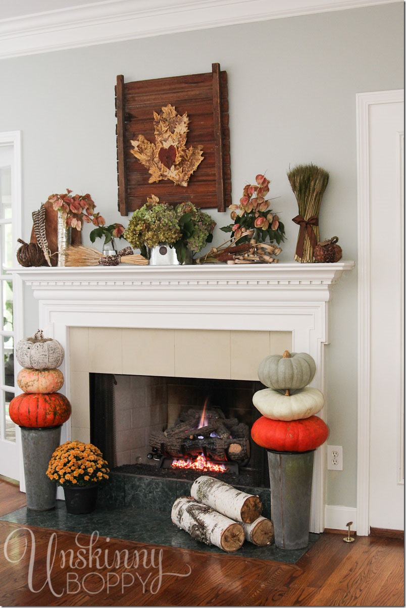 Fabulous Fall Party Fall Decorating With Nature