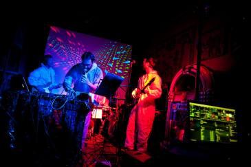 Galimatias Band - Huesca- 2014