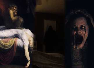 6 terrifying creatures that visit your dreams