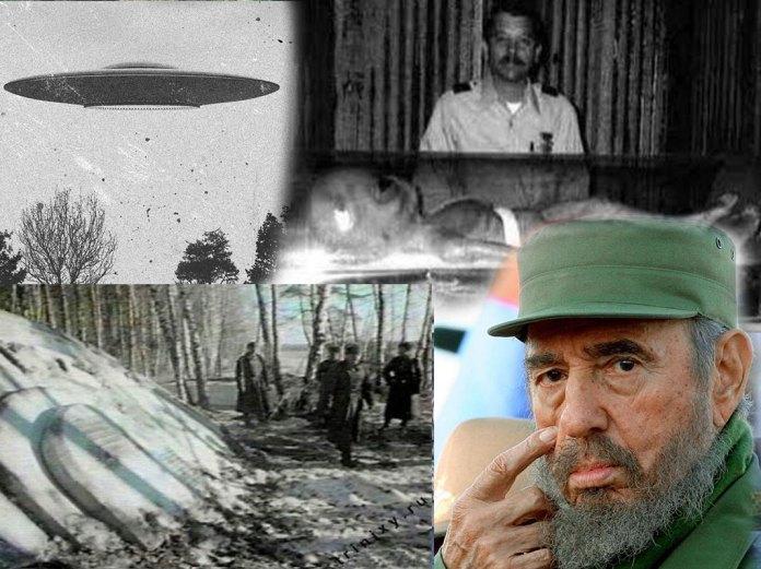 Secrets of Fidel Castro: What he knew about aliens