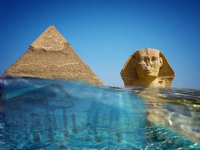 Origin of the Sphinx of Giza: findings of antiquity