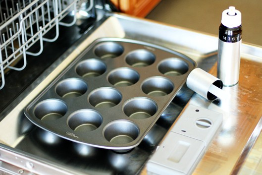 No Mess Cooking Spray {Quick Tip}