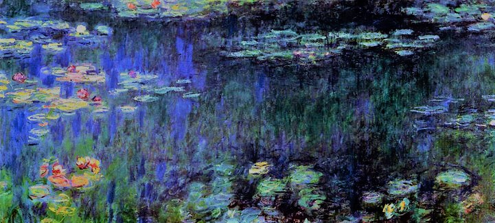 Monet - Nympheas