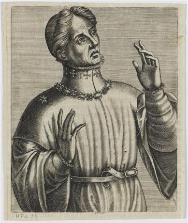 Louis duc d'Oléans, RMN
