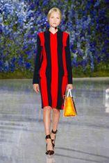 stripes Dior