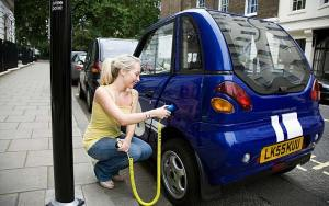 how green are electric cars