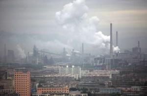 chinese coal city shanxi