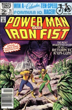 Power Man Iron Fist75