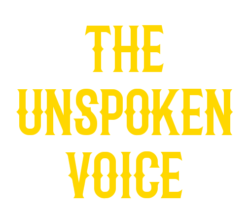 The unspoken voice