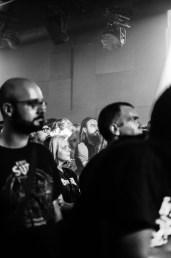 The Black Heart Rebellion (crowd)