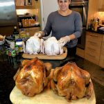 Mayo and Herb-Brined Turkey Recipe