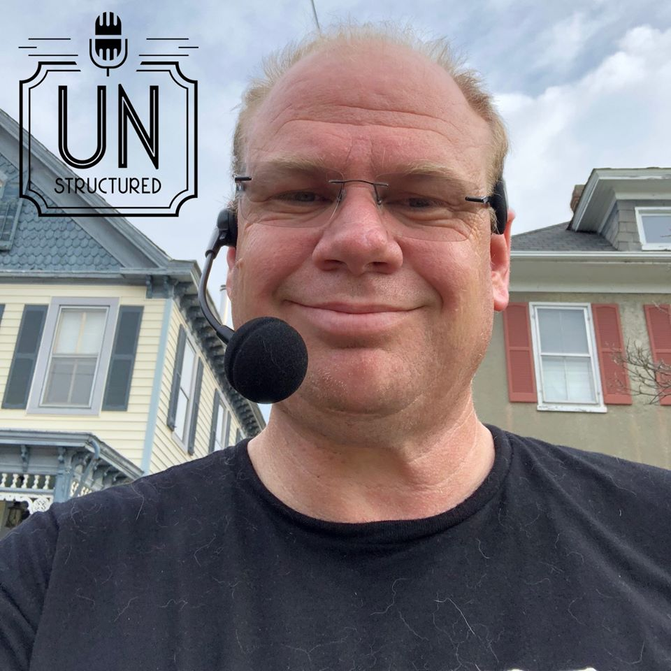 048 - Addendum Solo Stroll UnstructuredPod Unstructured interviews - Dynamic Informal Conversations with unique wide-ranging and well-researched interviews hosted by Eric Hunley