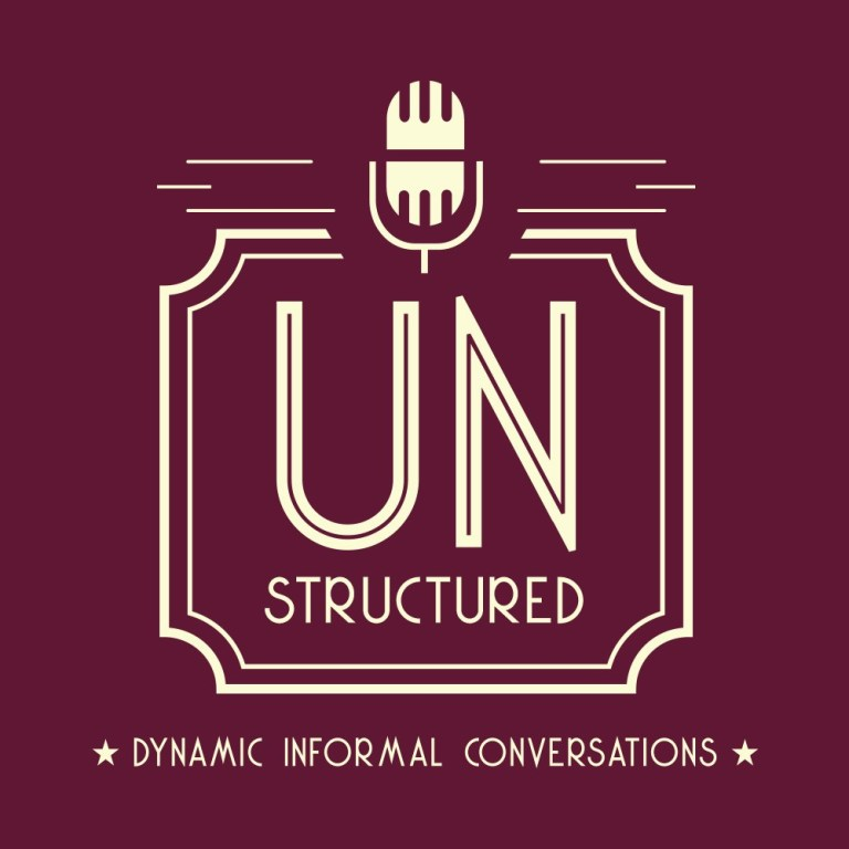 029 - Addendum 05: Online Discourse - Unique wide-ranging and well-researched unstructured interviews hosted by Eric Hunley UnstructuredPod Dynamic Informal Conversations