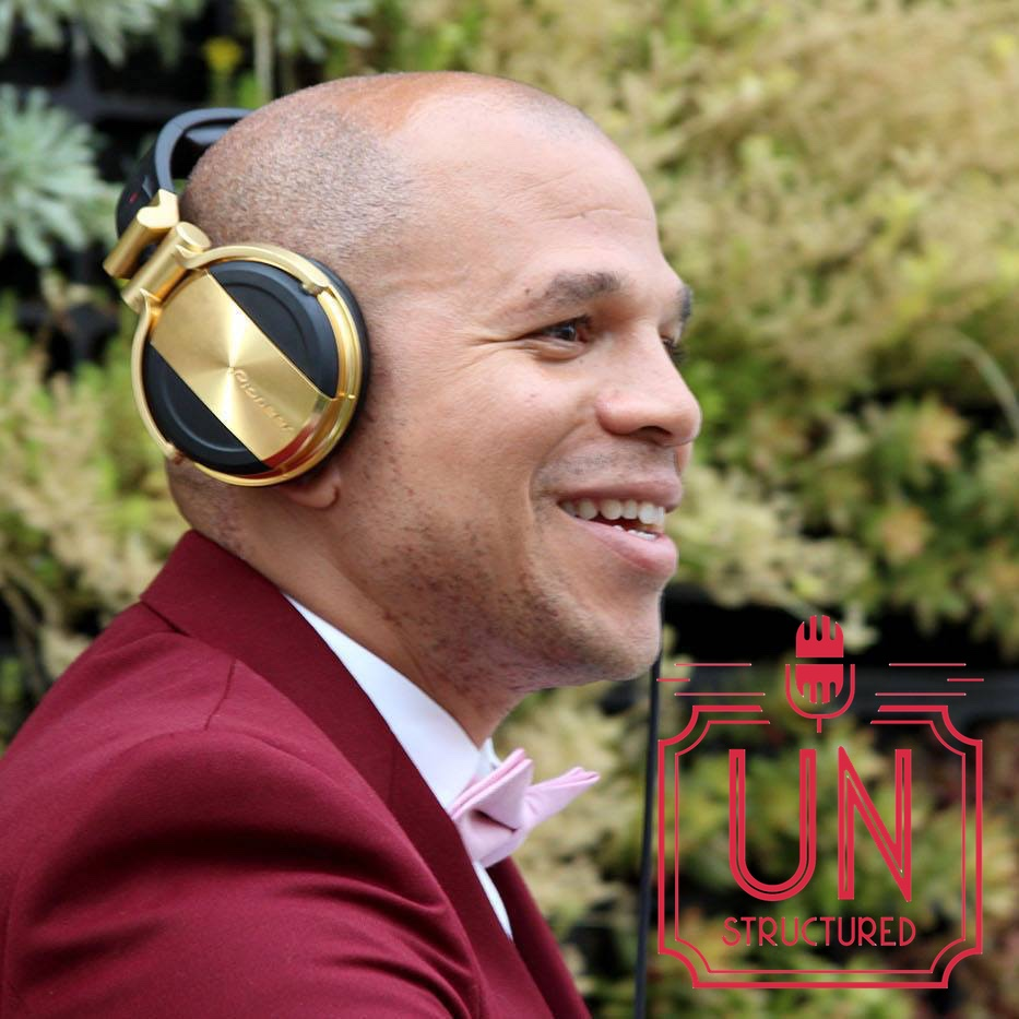 075 - Amani Roberts - Unique wide-ranging and well-researched unstructured interviews hosted by Eric Hunley UnstructuredPod Dynamic Informal Conversations