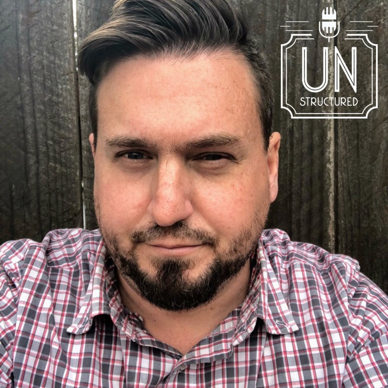 053 - Brett Montgomery UnstructuredPod Unstructured interviews - Dynamic Informal Conversations with unique wide-ranging and well-researched interviews hosted by Eric Hunley