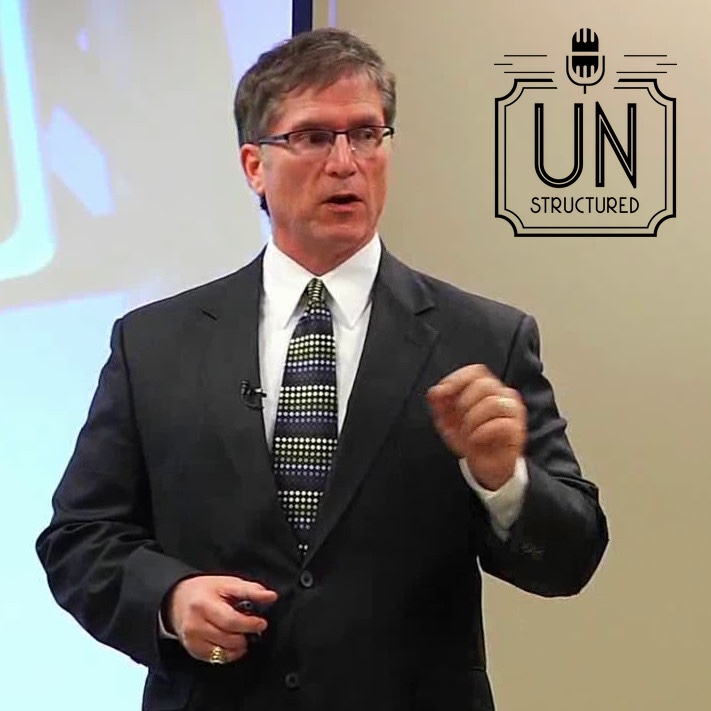 097 - Brian Ahearn UnstructuredPod Unstructured interviews - Dynamic Informal Conversations with unique wide-ranging and well-researched interviews hosted by Eric Hunley