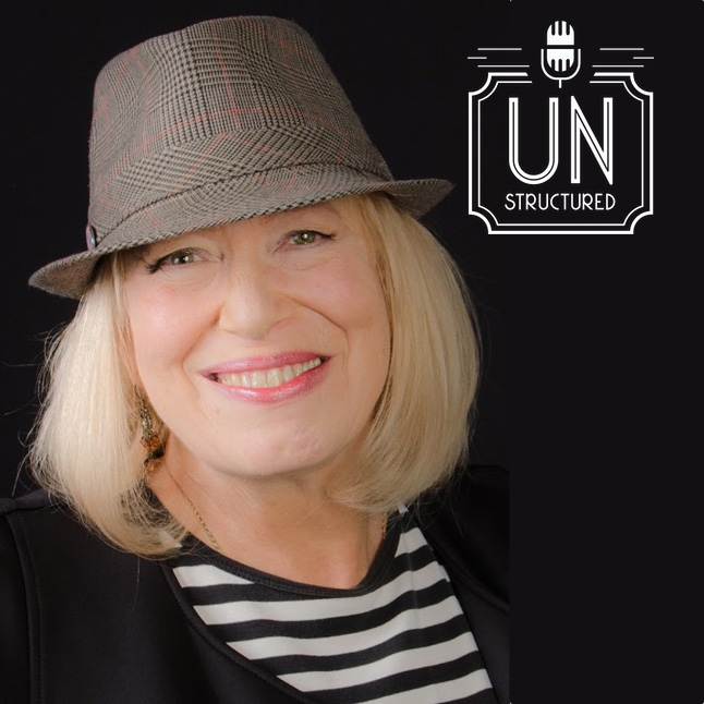 081 - CJ Critt UnstructuredPod Unstructured interviews - Dynamic Informal Conversations with unique wide-ranging and well-researched interviews hosted by Eric Hunley