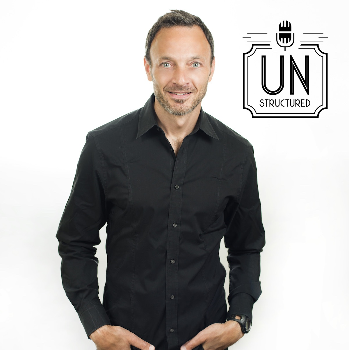 072 - David Goldberg UnstructuredPod Unstructured interviews - Dynamic Informal Conversations with unique wide-ranging and well-researched interviews hosted by Eric Hunley