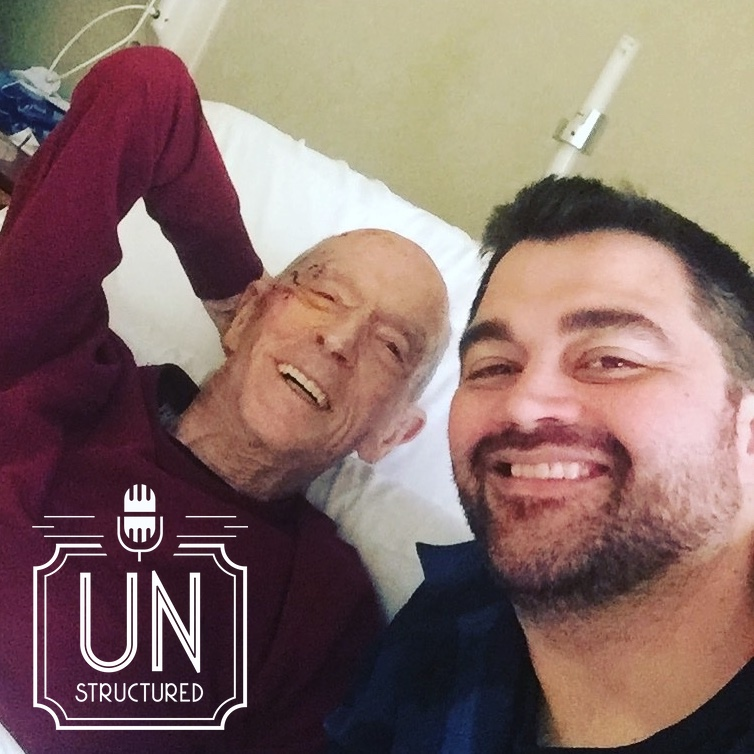 009 - Drew Sample UnstructuredPod Unstructured interviews - Dynamic Informal Conversations with unique wide-ranging and well-researched interviews hosted by Eric Hunley