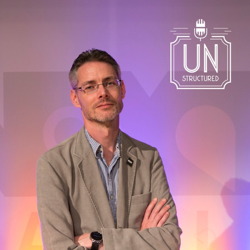 046 - James Cridland UnstructuredPod Unstructured interviews - Dynamic Informal Conversations with unique wide-ranging and well-researched interviews hosted by Eric Hunley