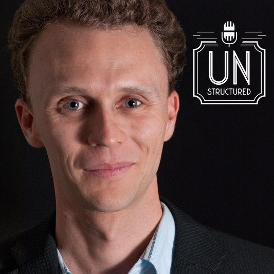 028 - Jeremy Walker UnstructuredPod Unstructured interviews - Dynamic Informal Conversations with unique wide-ranging and well-researched interviews hosted by Eric Hunley
