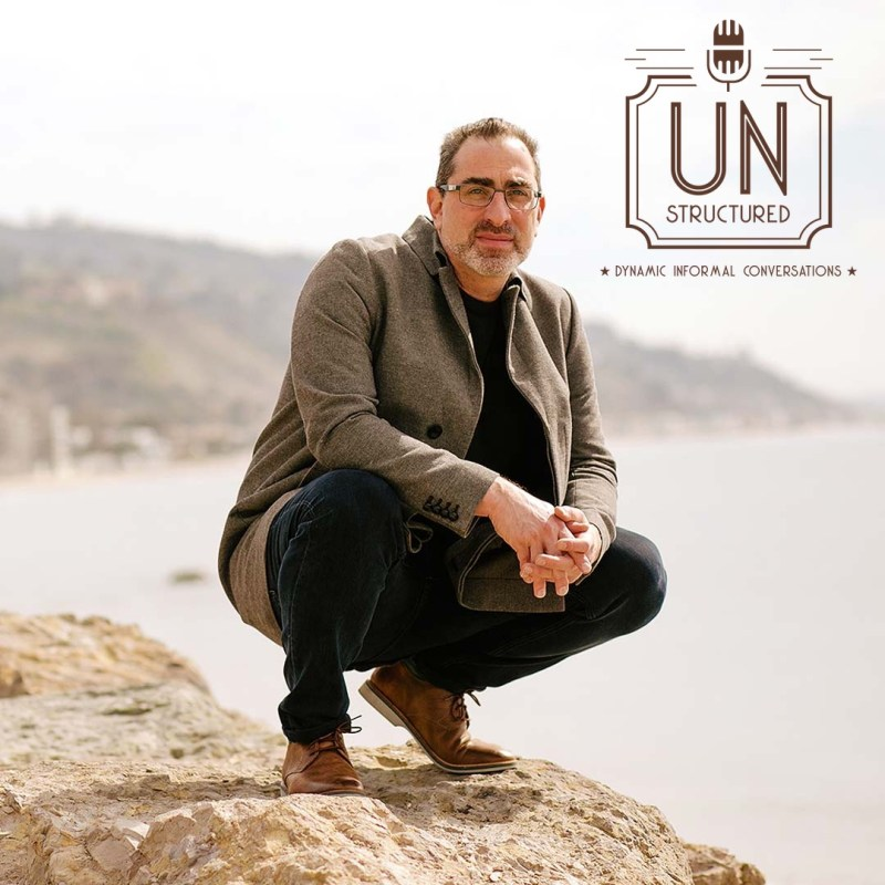 060 - Robert Kandell UnstructuredPod Unstructured interviews - Dynamic Informal Conversations with unique wide-ranging and well-researched interviews hosted by Eric Hunley