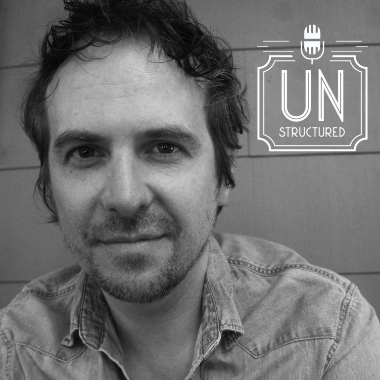 121 - Ryan H Walsh - Unique wide-ranging and well-researched unstructured interviews hosted by Eric Hunley UnstructuredPod Dynamic Informal Conversations