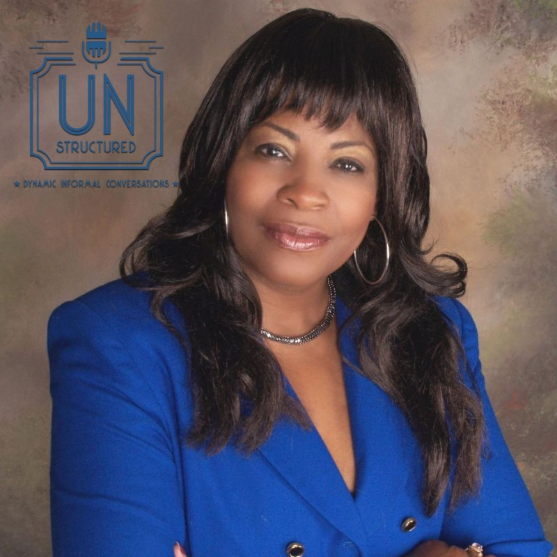 099 - Toni Crowe UnstructuredPod Unstructured interviews - Dynamic Informal Conversations with unique wide-ranging and well-researched interviews hosted by Eric Hunley