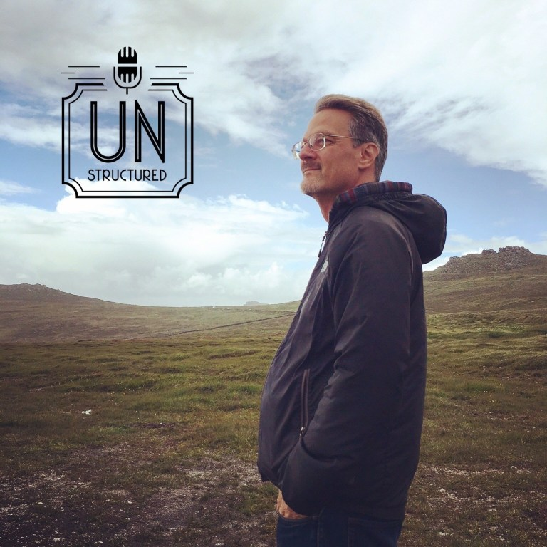 134 - Perry Marshall UnstructuredPod Unstructured interviews - Dynamic Informal Conversations with unique wide-ranging and well-researched interviews hosted by Eric Hunley