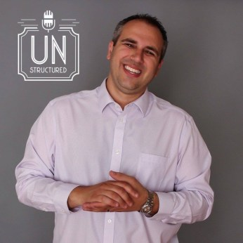 138 - Super Joe Pardo UnstructuredPod Unstructured interviews - Dynamic Informal Conversations with unique wide-ranging and well-researched interviews hosted by Eric Hunley