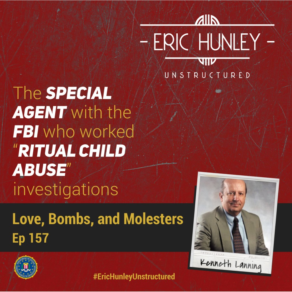 Eric Hunley Unstructured Podcast - 157 Kenneth Lanning Square Post