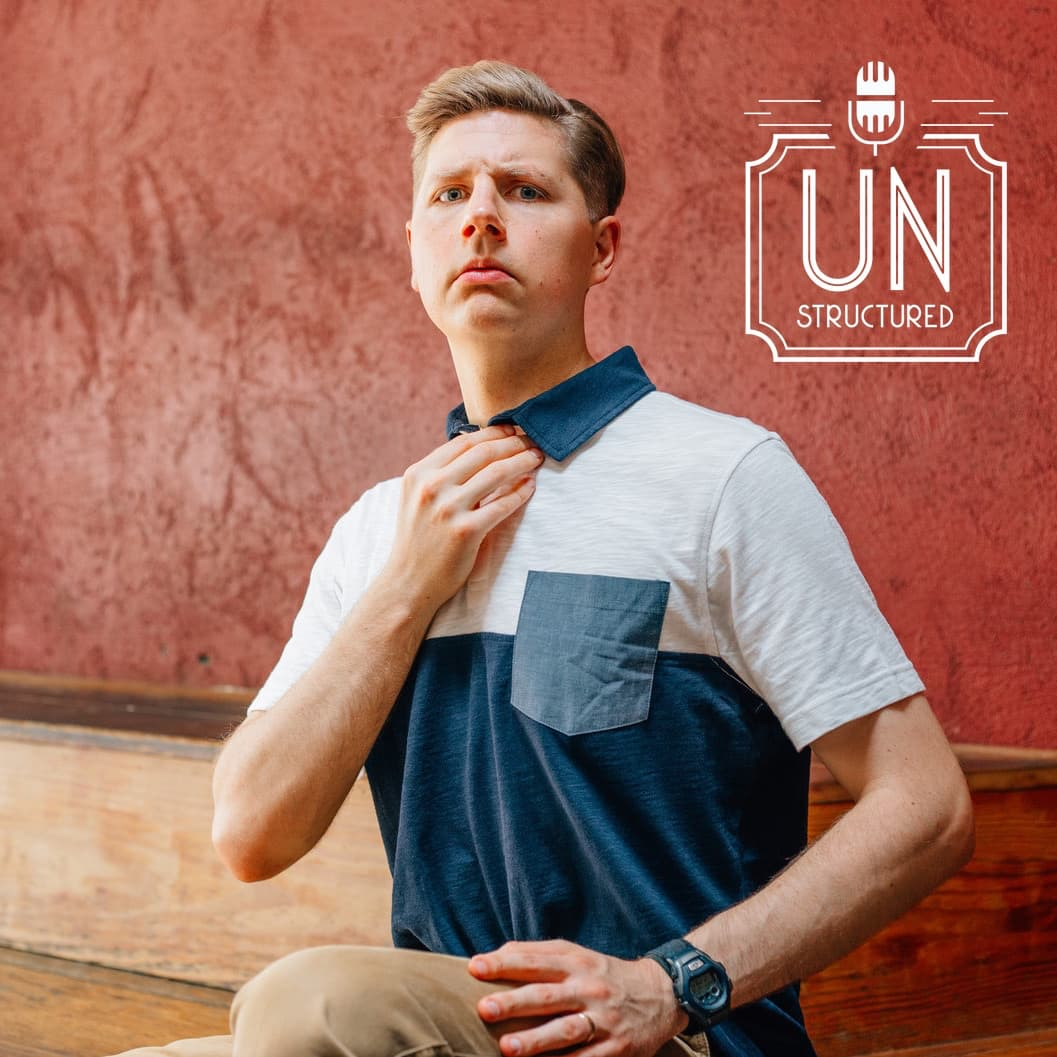 166 - Joel Byars - Unique wide-ranging and well-researched unstructured interviews hosted by Eric Hunley UnstructuredPod Dynamic Informal Conversations
