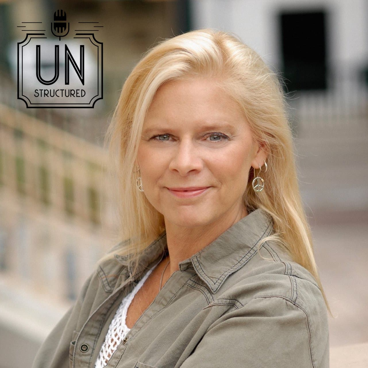Dana Ridenour from FBI Undercover Agent to Author
