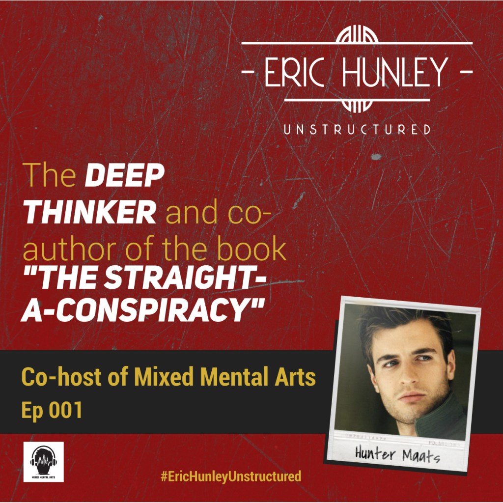 Eric Hunley Unstructured Podcast - 001 Hunter Maats Square Post