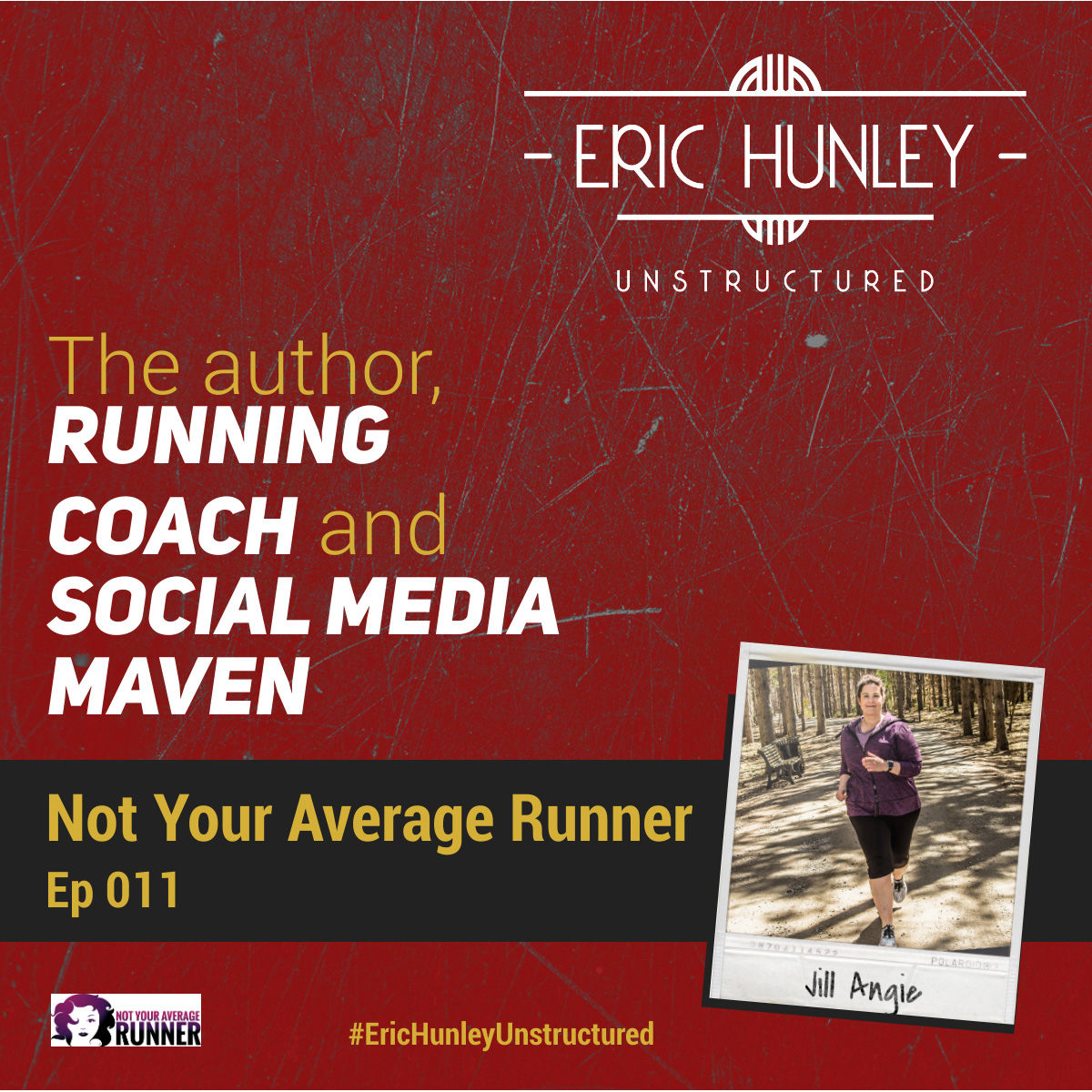 Eric Hunley Unstructured Podcast - 011 Jill Angie Square Post