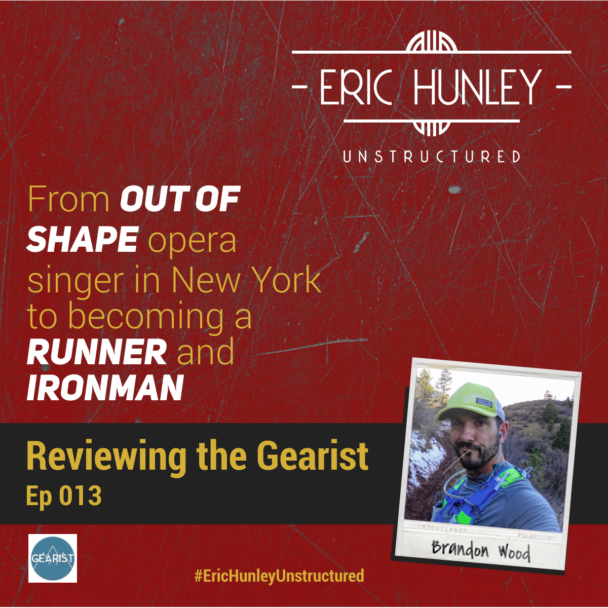 Eric Hunley Unstructured Podcast - 013 Brandon Wood Square Post