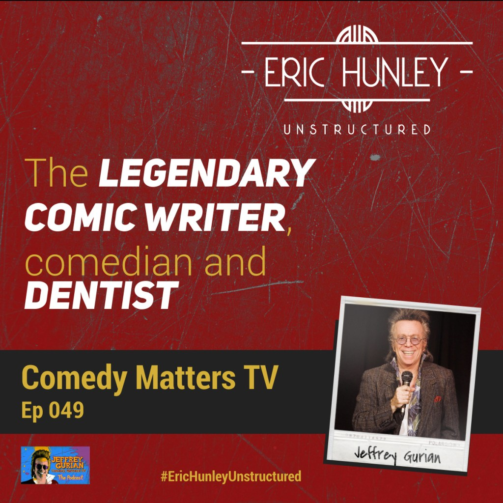 Eric Hunley Unstructured Podcast - 049 Jeffrey Gurian Square Post