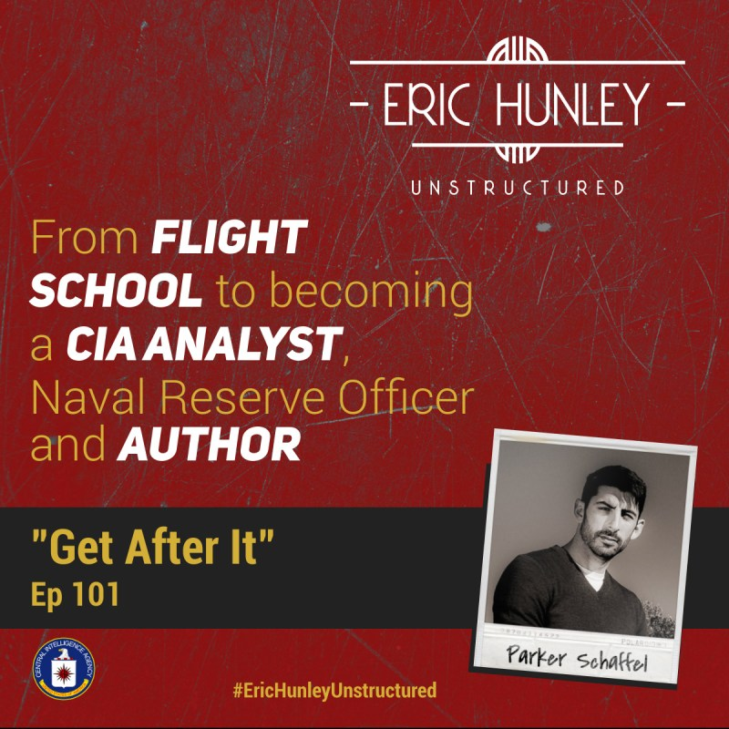 Eric Hunley Unstructured Podcast - 101 Parker Schaffel Square Post