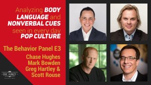 Eric Hunley Unstructured Live Stream Interviews - The Behavior Panel 3 YouTube Thumbnail