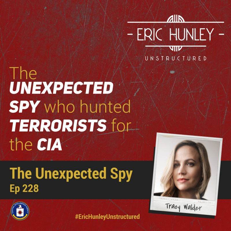 Eric Hunley Unstructured Podcast - 228 Tracy Walder Square Post