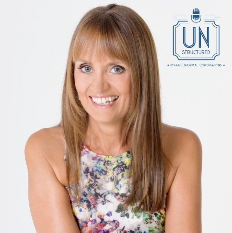 129 - Deb Johnstone UnstructuredPod Unstructured interviews - Dynamic Informal Conversations with unique wide-ranging and well-researched interviews hosted by Eric Hunley