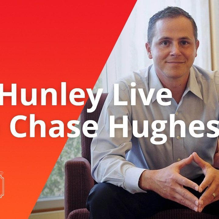 Eric Hunley with Chase Hughes Unstructured Live Stream