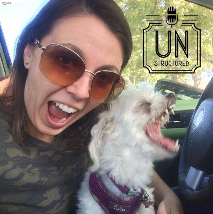 122 - Jennifer Briney UnstructuredPod Unstructured interviews - Dynamic Informal Conversations with unique wide-ranging and well-researched interviews hosted by Eric Hunley