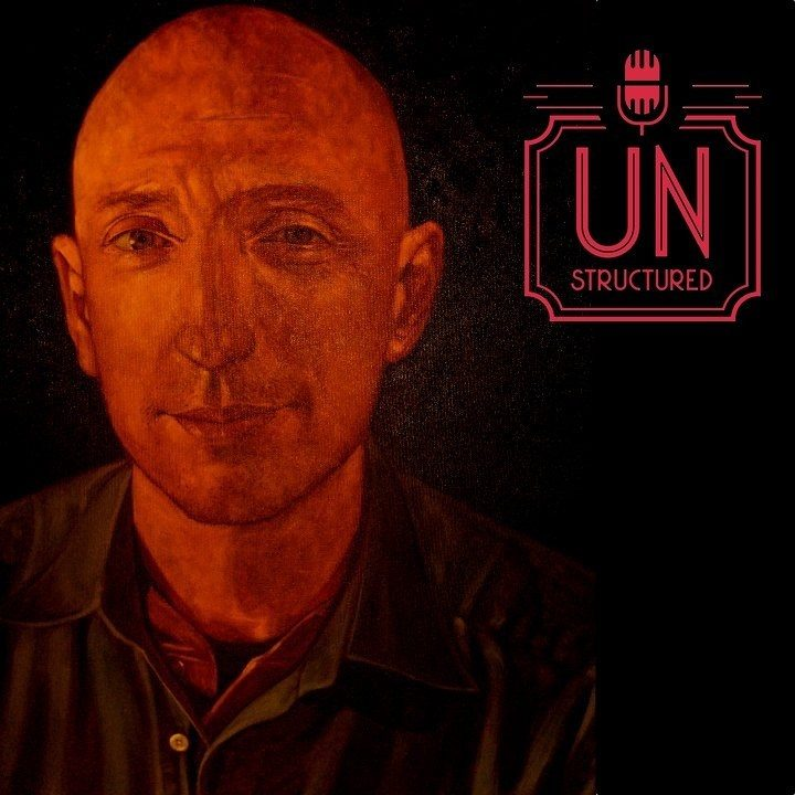 130 - Jim Clemente UnstructuredPod Unstructured interviews - Dynamic Informal Conversations with unique wide-ranging and well-researched interviews hosted by Eric Hunley
