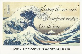 maryann haiku wave