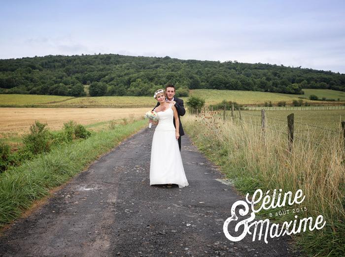 Mariage 2015 : Céline & Maxime