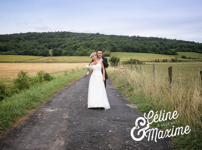 Mariage de Céline & Maxime