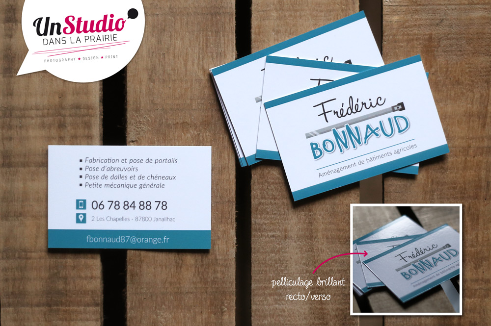 print, carte de visite, pelliculage, logo, artisan, entrepreneur, creation, communication, janailhac, limousin, limoges, clermont, graphiste