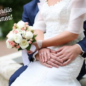 Mariage 2016 : Aurélie & Clément