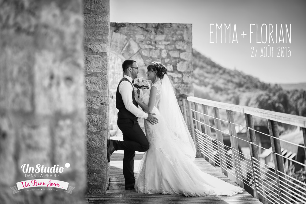 Mariage 2016 : Emma & Florian